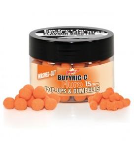 Dynamite  Fluro washed-outpop-ups&dumbells Butyric-C 15mm