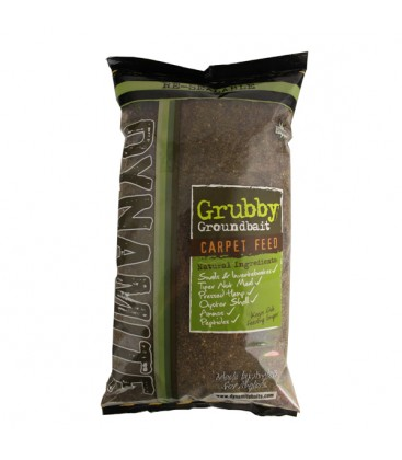 Grubby insekt carped feed