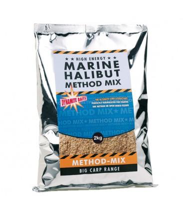 Marine halibut method mix