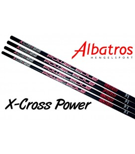 X-cross insteek