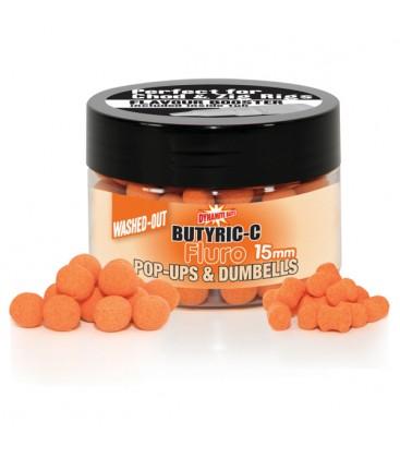 Dynamite  Fluro washed-outpop-ups&dumbells Butyric-C 10 mm