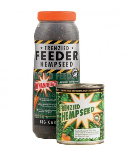 Frenzied Hempseed original tin 700 gram